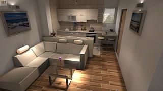 Poprawne projektowanie wnętrz mieszkalnych